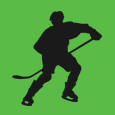 Hockey Player Icon