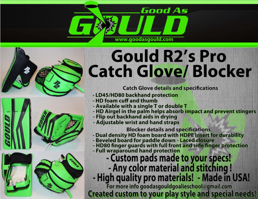 Could R2's Pro Catch Glove / Blocker