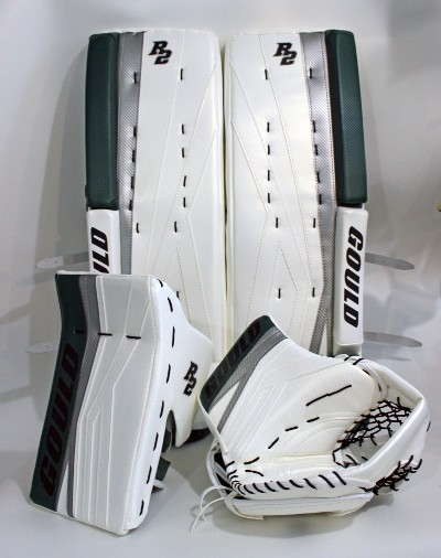 White and Green Pads